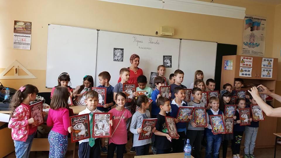 Nusha Royanova v Klas